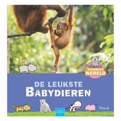 Wondere wereld: De leukste babydieren