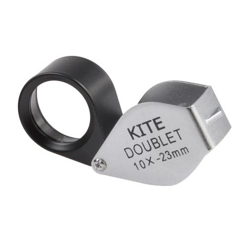 Kite Loep Doublet 10X - 23 mm