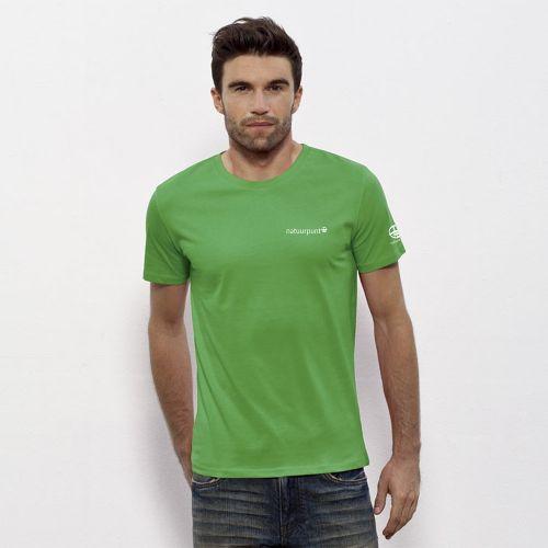 Natuurpunt T-shirt Groen Heren