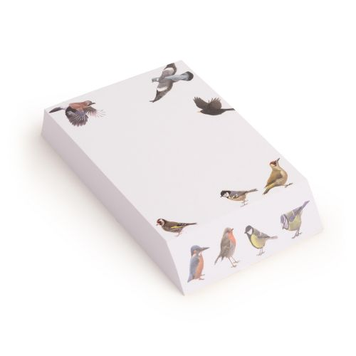 Notitieblokje Vogels
