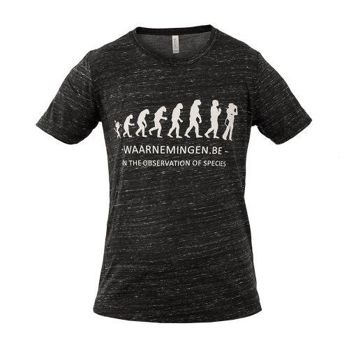 Natuurpunt T-shirt Waarnemingen Heren