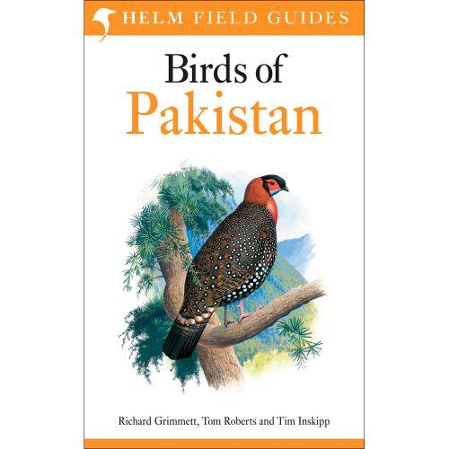 Birds of Pakistan - Helm Field Guides