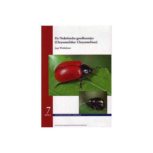 De Nederlandse goudhaantjes - Entomologische Tabellen Volume 7