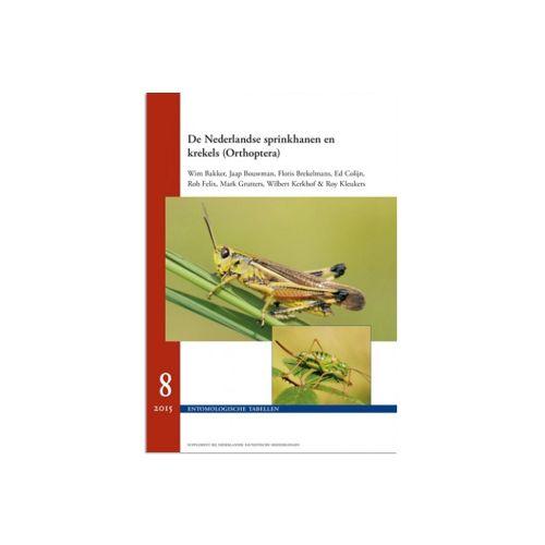 De Nederlandse sprinkhanen en krekels - Entomologische Tabellen Volume 8