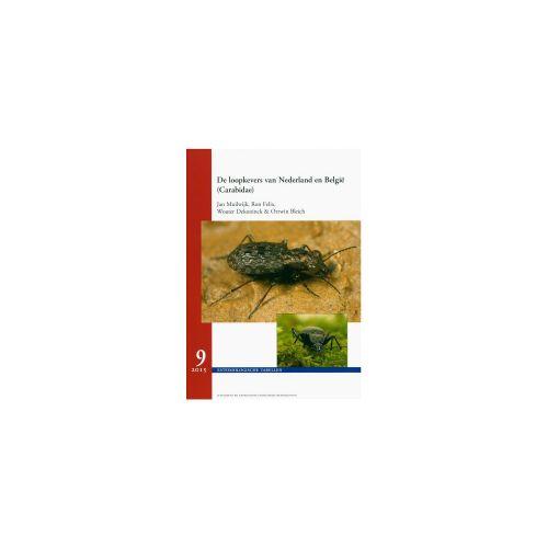 De loopkevers van Nederland en Belgie - Entomologische Tabellen Volume 9
