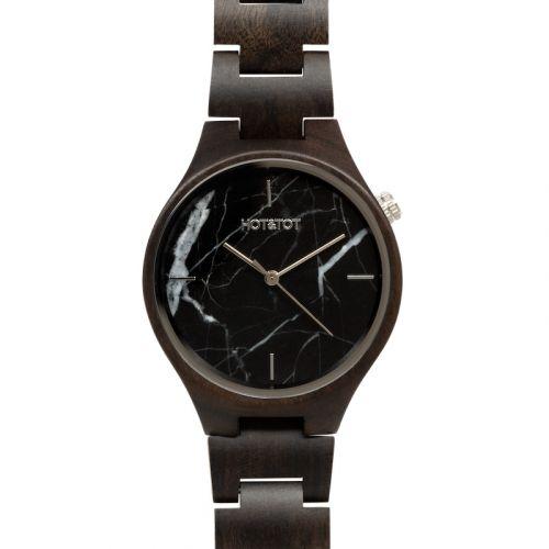 Houten horloge Foresta