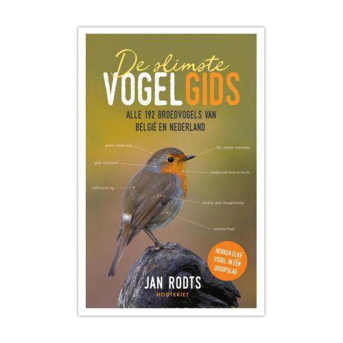 De slimste vogelgids - Alle 192 broedvogels van België en Nederland