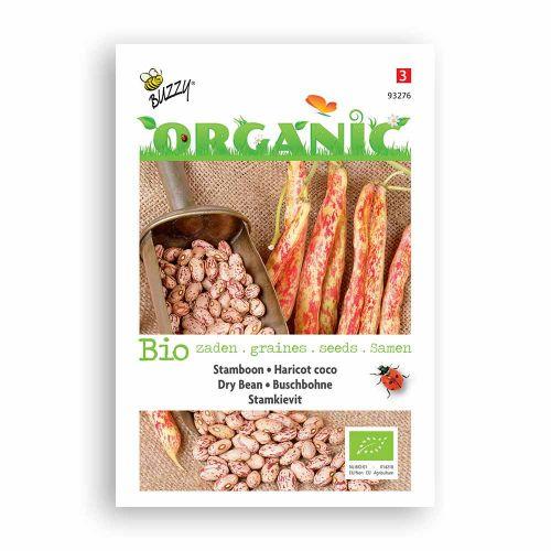 Buzzy® Organic Stamslaboon Kievit laag (BIO)