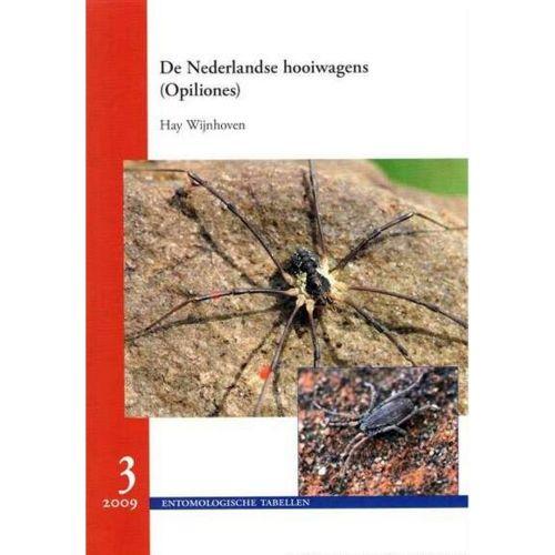 De Nederlandse hooiwagens - Entomologische Tabellen Volume 3