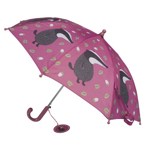 Mr. Badger paraplu