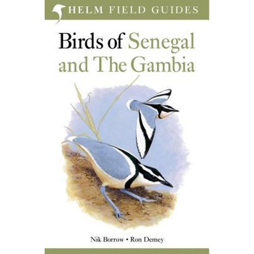 Birds of Senegal and the Gambia - Helm Field Guides
