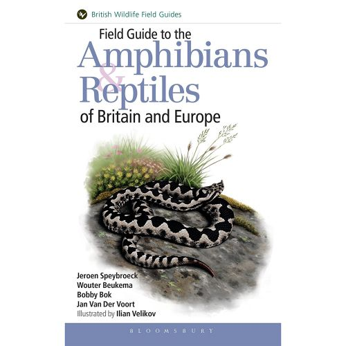 Field Guide to the Amphibians and Reptiles