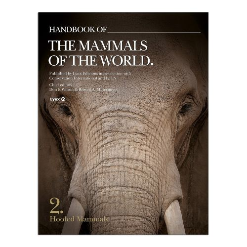 Handbook of the Mammals of the World - Volume 2: Hoofed Mammals