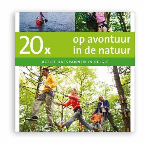 20x op avontuur in de natuur