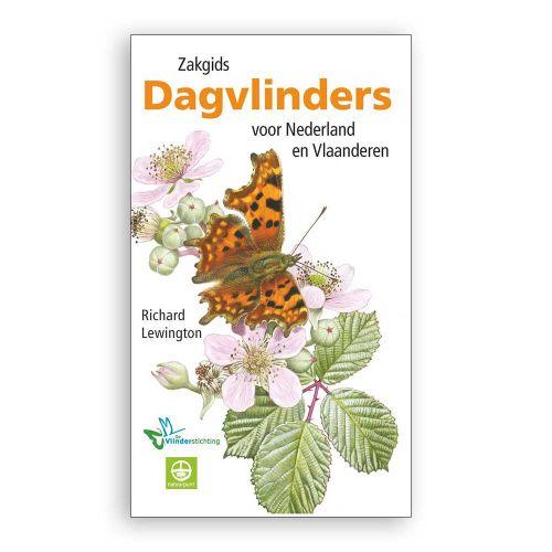 Zakgids Dagvlinders - oude editie