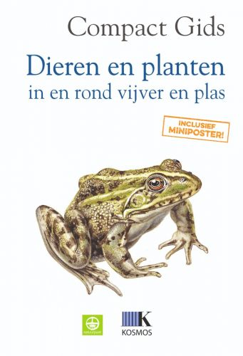 Compactgids - Dieren en planten in en rond vijver en plas