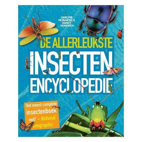 De allerleukste insecten encyclopedie