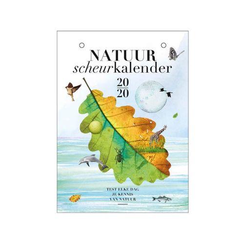 Natuurscheurkalender 2020