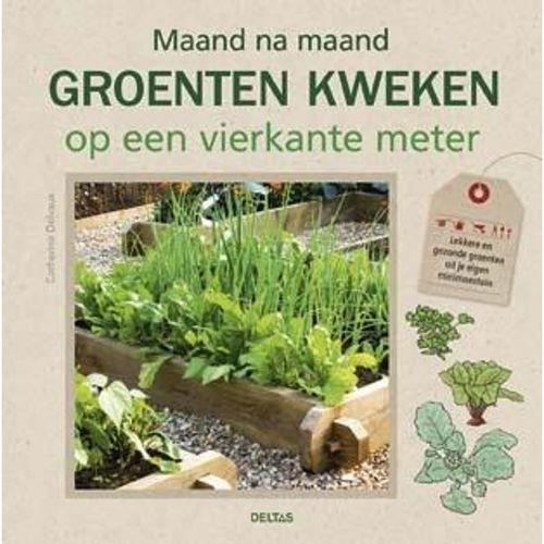 Maand na maand groenten kweken