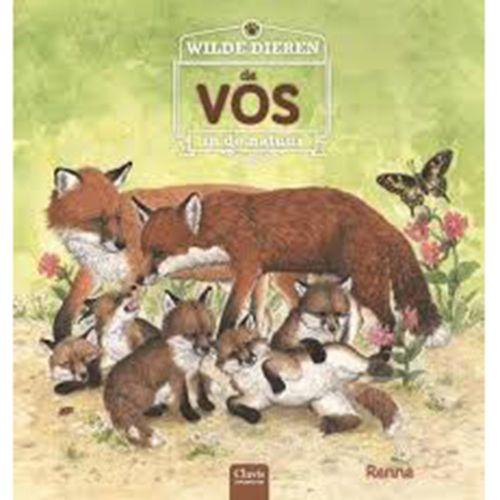 De Vos - Wilde dieren in de natuur