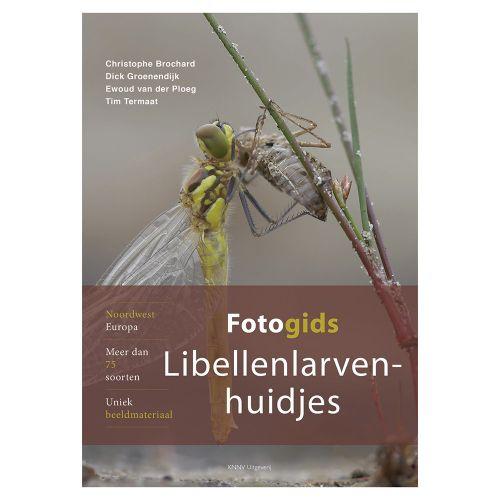 Fotoboek Libellenlarvenhuidjes