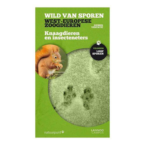 Wild van Sporen - Knaagdieren en Insecteneters