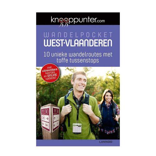 Knooppunter Wandelpocket West-Vlaanderen