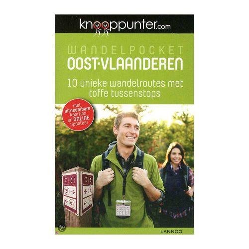 Knooppunter Wandelpocket Oost-Vlaanderen