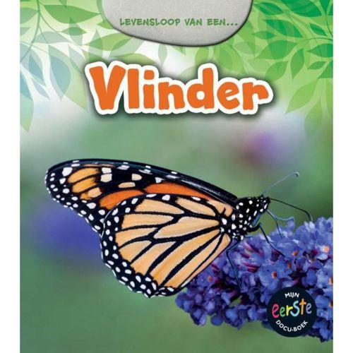 Levensloop van een Vlinder - Mijn eerste docu-boek