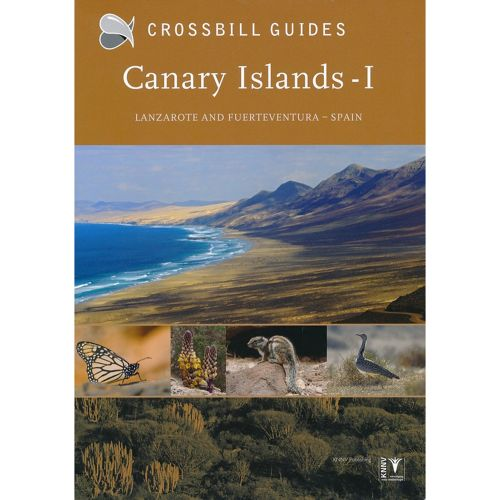 Crossbill Guide Canary Islands Volume 1