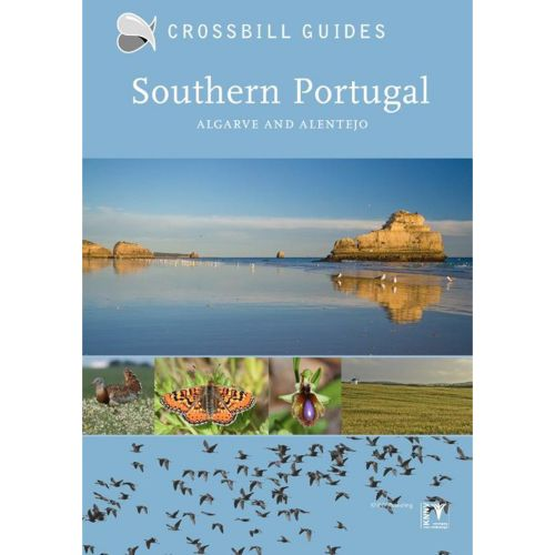 Crossbill Guide Southern Portugal