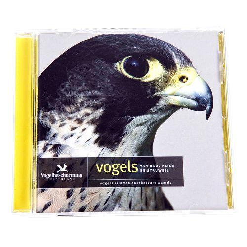 CD Vogels van bos, heide en struweel