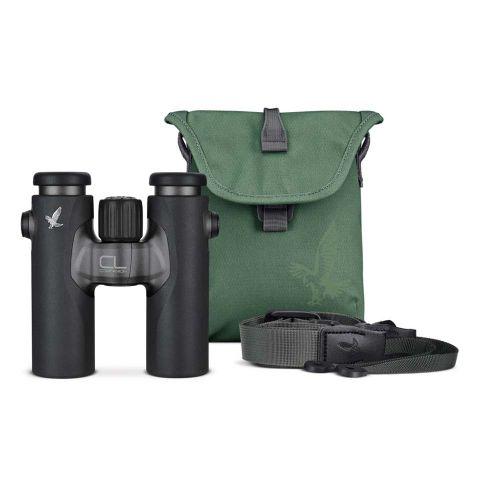 Swarovski CL Companion 8x30 antraciet met Urban Jungle accessoire pakket