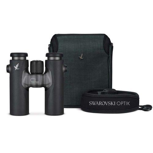 Swarovski CL Companion 8x30 antraciet met Wild Nature accessoire pakket