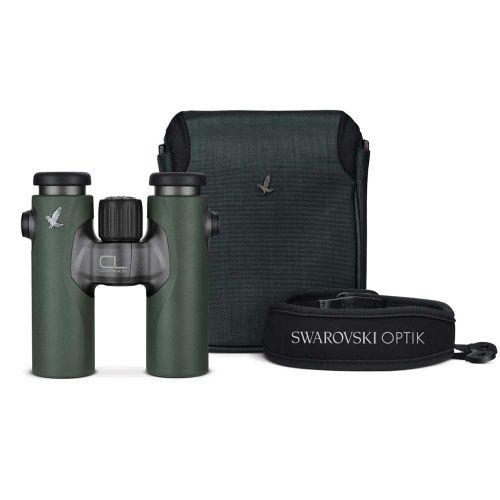 Swarovski CL Companion 10x30 groen met Wild Nature accessoire pakket