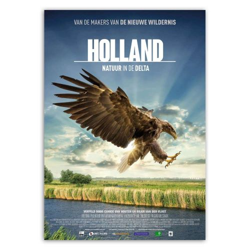 Holland – Natuur in de Delta fotoboek