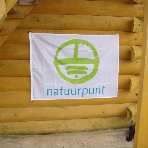 Kleine vlag Natuurpunt
