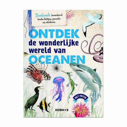Ontdek de wonderlijke wereld van oceanen