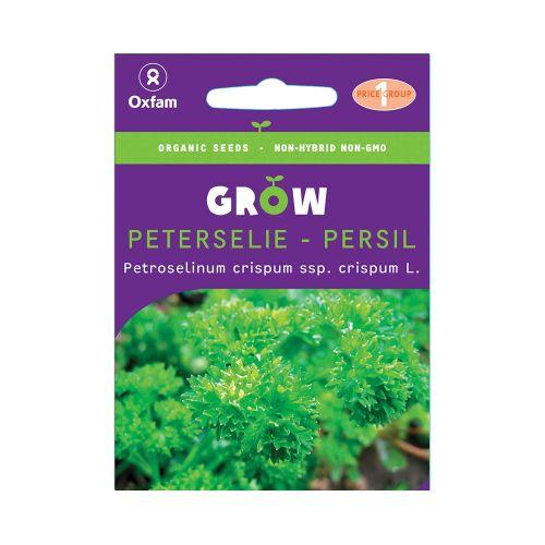 Oxfam Grow Peterselie