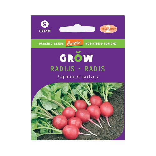 Oxfam Grow Radijs
