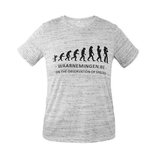 Natuurpunt T-shirt Waarnemingen Dames