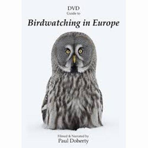 DVD Guide Birdwatching in Europe