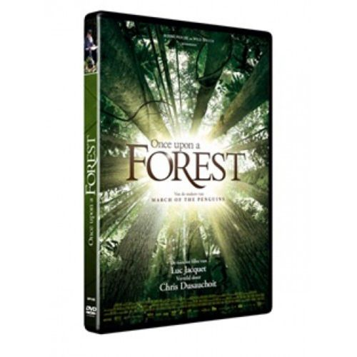 Blu-Ray Once Upon A Forest