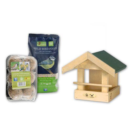 Het Grote Vogelweekendpakket