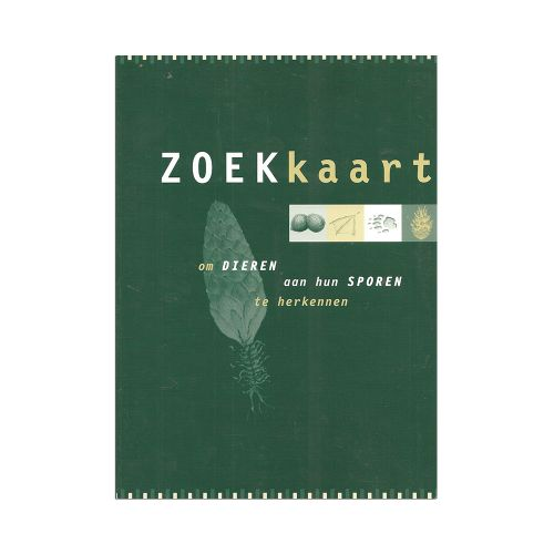 Zoekkaart - Diersporen
