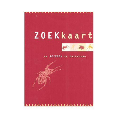 Zoekkaart - Spinnen