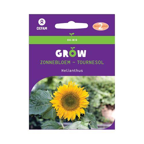 Oxfam Grow Zonnebloem